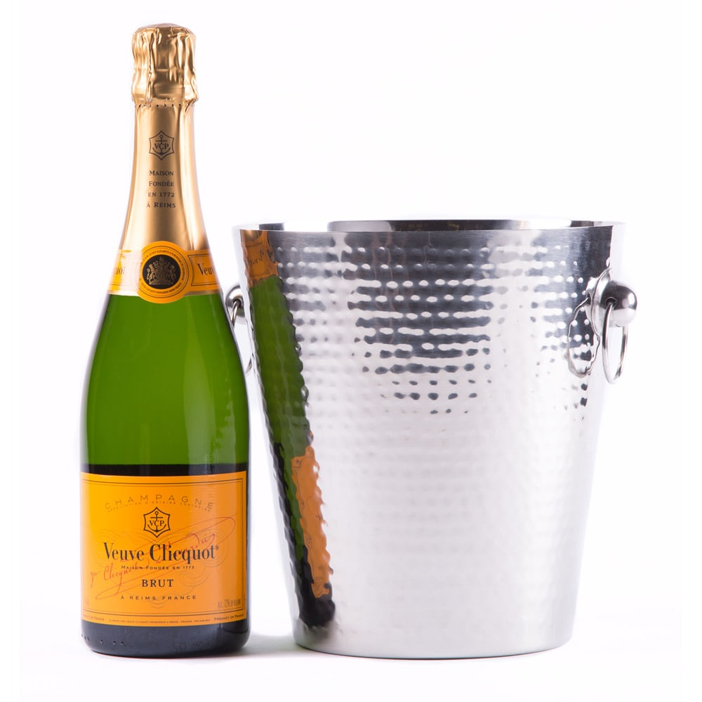 Veuve Clicquot & Champagne Ice Bucket